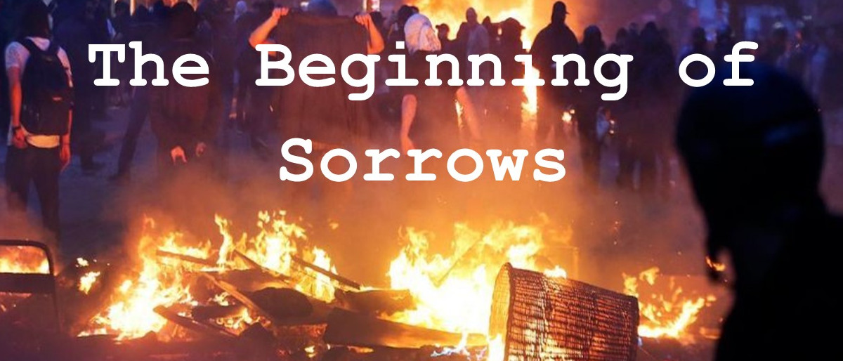 Beginning of Sorrows